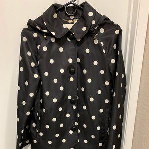 Kate Spade Rain Jacket/ Coat
